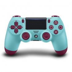 ACCESORIO SONY PS4 -  MANDO DUALSHOCK BERRY BLUE V2