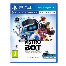 JUEGO PS4 - ASTRO BOT RESCUE MISSION