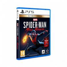 JUEGO PS5 - SPIDER MAN MMORALES ULT. EDITION