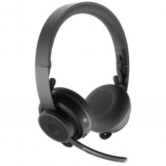 AURICULARES CON MICROFONO LOGITECH ZONE WIRELESS INALAMBRICO PLUS