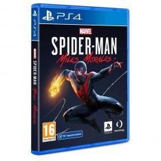 JUEGO PS4 - MARVEL'S SPIDER MAN MILES MORALES