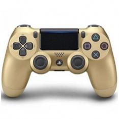 ACCESORIO SONY PS4 -  MANDO DUALSHOCK  GOLD DORADO