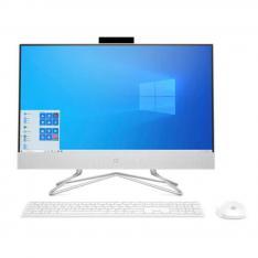 ORDENADOR ALL IN ONE HP 24-DF0011NS AMD RY5-3500U 23.8  8GB  SSD512GB  WIFI  BT  W10