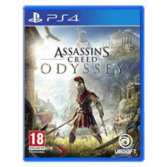JUEGO PS4 - ASSASSINS CREED ODYSSEY