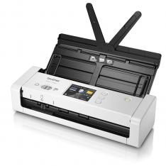 ESCANER DOCUMENTAL COMPACTO BROTHER ADS-1700W DEPARTAMENTAL/ 25PPM/ DUPLEX AUTOMATICO/ MICRO USB 3.0/ WIFI/ ADF 20 HOJAS/ DNI