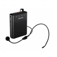 AMPLIFICADOR PORTATIL FONESTAR ALTA-VOZ-30 / ALTAVOZ Y MICROFONO / 30 W / USB / MICRO SD / MP3 / GRABADOR - REPRODUCTOR / PARA PROFESORES