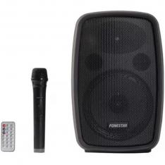 ALTAVOZ / AMPLIFICADOR PORTATIL FONESTAR AMPLY 100W BLUETOOTH / USB/ MICRO SD/ MP3/ RADIO FM / MICROFONO