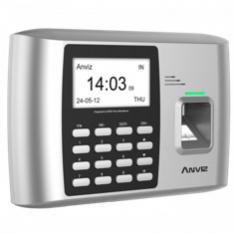 TERMINAL CONTROL DE PRESENCIA ANVIZ A300 TECLADO / HUELLA / TARJETA RFID / USB / WIFI