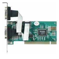 TARJETA SERIE X2  + PARALELO  PCI PERFIL BAJO