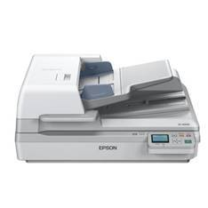 ESCANER PLANO EPSON WORKFORCE DS-60000N A3/ 40PPM/ DUPLEX/ USB 2.0/ RED/ ADF 200 HOJAS A3