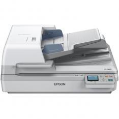 ESCANER PLANO EPSON WORKFORCE DS-70000N A3/ 70PPM/ DUPLEX/ USB 2.0/ RED/ ADF 200HOJAS