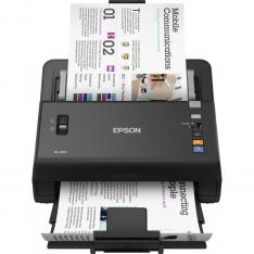 ESCANER PRODUCCION EPSON WORKFORCE DS-860 A4  65PPM  DUPLEX  USB 2.0  RED OPCIONAL  ADF 80HOJAS