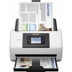 ESCANER SOBREMESA EPSON WORKFORCE DS-780N A4  45PPM  PROFESIONAL  DUPLEX  USB 3.0  RED  ADF 100HOJAS