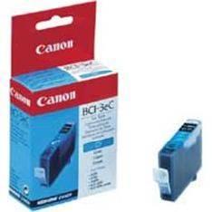 CARTUCHO TINTA CANON BCI-3EC CIAN 13ML S500/ S520/ S530D/ I550/ S600/ S750