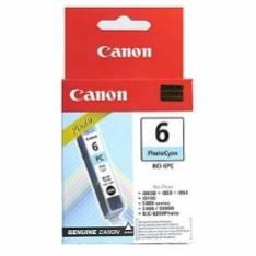 CARTUCHO TINTA CANON BCI 6PC CIAN 13ML S800/ S820/ S820D/ S830/ S900 PHOTO