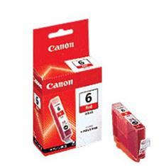 CARTUCHO TINTA CANON BCI 6R ROJA 13ML