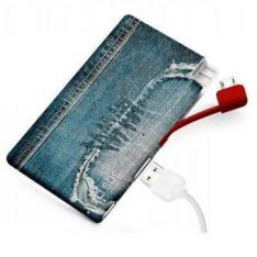 POWER BANK EXTRASLIM 2200 MAH SBS JEANS