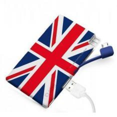 POWER BANK EXTRASLIM 2200 MAH SBS BANDERA UK