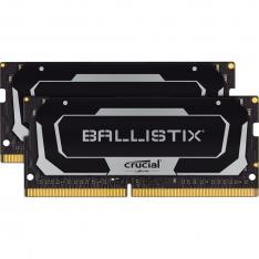 MEMORIA DDR4 16GB 2X8GB CRUCIAL BALLISTIX / SODIMM / 3200 MHZ / PC4 25600 / CL16