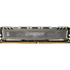 MEMORIA DDR4 4GB CRUCIAL BALLISTIX SPORT LT / UDIMM / 2400 MHZ / PC4 19200 / 1.2V