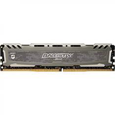 MEMORIA DDR4 8GB CRUCIAL BALLISTIX SPORT LT/ UDIMM/  3000 MHZ / PC4 24000