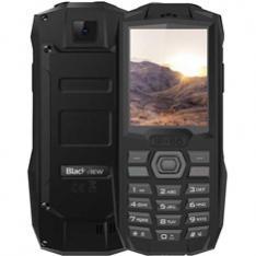"""TELEFONO MOVIL SMARTPHONE BLACKVIEW BV1000 BLACK/ 2.4""""/ 32GB ROM/ 2GB RAM/ 0.3Mpx /  IP68/  3000 mAh/ DUAL SIM/"""