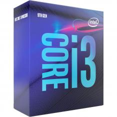 MICRO. INTEL I3 9100 LGA 1151 9ª GENERACION 4 NUCLEOS 3.6GHZ 6MB IN BOX