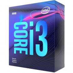 MICRO. INTEL I3 9100F LGA 1151 9ª GENERACION 4 NUCLEOS 3.6GHZ 6MB NO GRAPHICS IN BOX