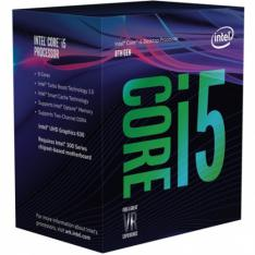 MICRO. INTEL i5 8500 LGA 1151 8ª GENERACION 6 NUCLEOS/ 3.0GHz/ 9MB/ IN BOX