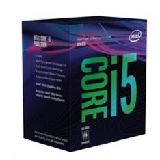 MICRO. INTEL i5 8600K LGA 1151 8ª GENERACION 6 NUCLEOS/ 3.6GHz/ 9MB/ IN BOX
