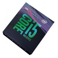 MICRO. INTEL i5 9600K LGA 1151 9ª GENERACION 6 NUCLEOS/ 3.7GHz/ 9MB/ IN BOX