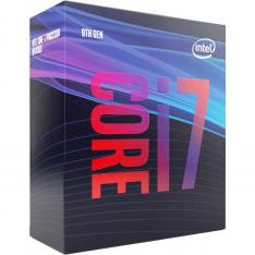 MICRO. INTEL I7 9700KF FCLGA1151 9ª GENERACION 8 NUCLEOS/ 3.6GHZ/ 12MB/ NO GRAPHICS IN BOX