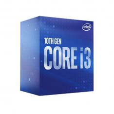 MICRO. INTEL I3 10100F LGA 1200 10ª GENERACION 4 NUCLEOS 3.6GHZ 6MB NO GRAPHICS IN BOX