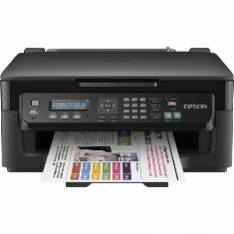 MULTIFUNCION EPSON INYECCION WF2510WF WORKFORCE FAX/ A4/ 9PPM / USB/ WIFI
