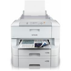 IMPRESORA EPSON INYECCION COLOR WF-8090DTW WORKFORCE PRO A3+  34PPM  USB  RED  WIFI  WIFI DIRECT  PDL  DUPLEX  2 BANDEJAS
