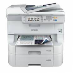 MULTIFUNCION EPSON INYECCION COLOR WF-8590DTWF WORKFORCE PRO FAX/ A3/ 34PPM/ USB/ RED/ WIFI/ WIFI DIRECT/ DUPLEX TODAS LAS FUNCIONES/ ADF/ 1 BANDEJA