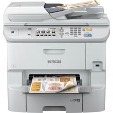 MULTIFUNCION EPSON INYECCION COLOR WF-6590DWF WORKFORCE PRO FAX/ A4/ 34PPM/ USB/ RED/ WIFI/ WIFI DIRECT/ DUPLEX TODAS LAS FUNCIONES/ ADF/ NFC