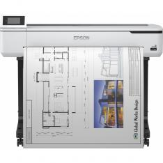 "PLOTTER EPSON SURECOLOR SC-T5100 A0 36""/ 2400PPP/ 1GB/ USB/ RED/ WIFI/ WIFI DIRECT/ PEDESTAL"
