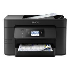 MULTIFUNCION EPSON INYECCION WF3720DWF WORKFORCE PRO FAX/ 33PPM/ USB/ RED/ WIFI/ WIFI DIRECT/ DUPLEX IMPRESION/ BANDEJA FRONTAL 250HOJAS/ ADF