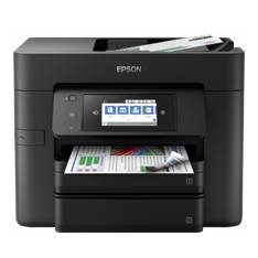 MULTIFUNCION EPSON INYECCION WF4740DTWF WORKFORCE PRO FAX  34PPM  USB  RED  WIFI  WIFI DIRECT  DUPLEX EN TODAS LAS FUNCIONES  NFC