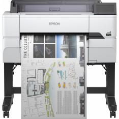 "PLOTTER EPSON SURECOLOR SC-T3400 A1 24""/ 2400PPP/ 1GB/ USB/ RED/ WIFI/ WIFI DIRECT/ PEDESTAL"