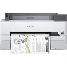 PLOTTER EPSON SURECOLOR SC-T3400N A1 24  2400PPP  1GB  USB  RED  WIFI  WIFI DIRECT