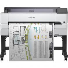 "PLOTTER EPSON SURECOLOR SC-T5400 A0 36""/ 2400PPP/ 1GB/ USB/ RED/ WIFI/ WIFI DIRECT/ PEDESTAL"
