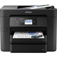 MULTIFUNCION EPSON INYECCION COLOR WF-4730DTWF WORKFORCE PRO FAX/ A4/ 34PPM/ USB/ RED/ WIFI/ WIFI DIRECT/ DUPLEX IMPRESION/ NFC