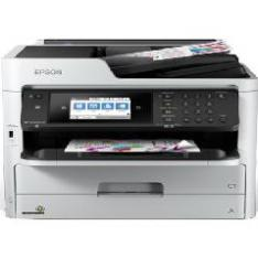 MULTIFUNCION EPSON INYECCION WF-C5710DWF WORKFORCE PRO FAX/ A4/ 34PPM/ USB/ RED/ WIFI/ WIFI DIRECT/ DUPLEX TODAS LAS FUNCIONES/ ADF/ POWER PDF