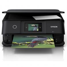 MULTIFUNCION EPSON INYECCION XP-8500 EXPRESSION PHOTO A4  9.5PPM  USB  WIFI  CONECTIVIDAD MOVIL  DOS BANDEJAS  CD  DVD