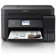 MULTIFUNCION EPSON INYECCION COLOR ECOTANK ET-4750 FAX  A4  33PPM  USB  WIFI  WIFI DIRECT  RED  DUPLEX IMPRESION  ADF