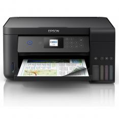 MULTIFUNCION EPSON INYECCION COLOR ECOTANK ET-2750 A4/ 33PPM/ USB/ WIFI/ WIFI DIRECT/ LCD/ DUPLEX IMPRSEION