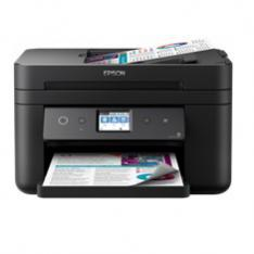 MULTIFUNCION EPSON INYECCION COLOR WF-2860DWF WORKFORCE FAX/ A4/ 33PPM / USB/ RED/ WIFI/ WIFI DIRECT/ DUPLEX IMPRESION/ ADF/ NFC/ LCD