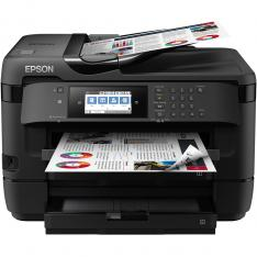 MULTIFUNCION EPSON INYECCION COLOR WF-7720DTWF FAX  A3  32PPM  USB  RED  WIFI  WIFI DIRECT  NFC  DUPLEX TODAS LAS FUNCIONES